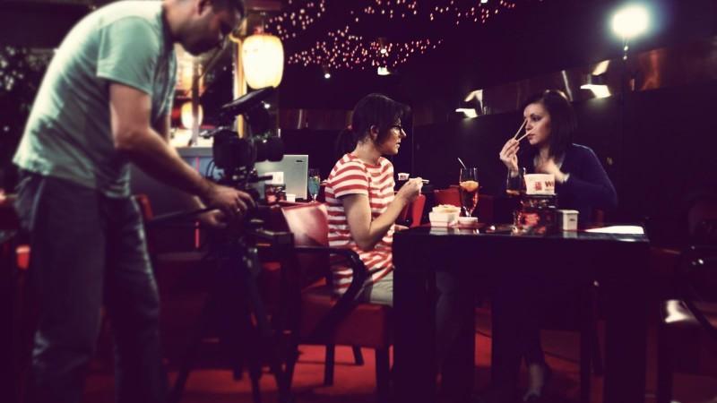 Produkcja filmu brandowego dla restauracji Wook